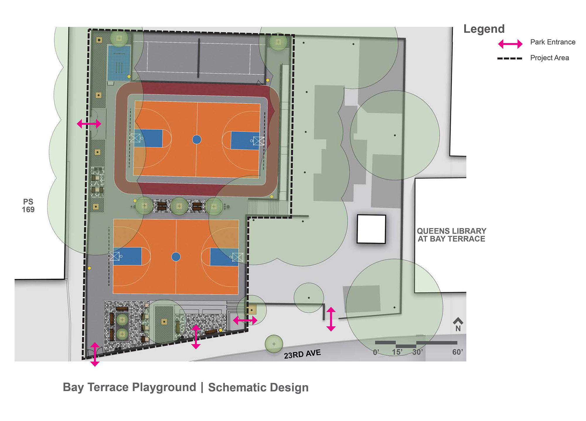 Design of Bay Terrace Playground Reconstruction