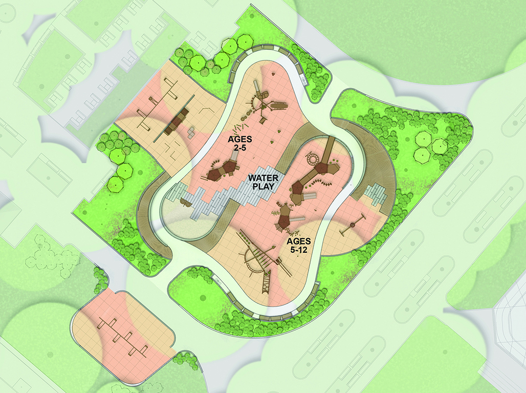 Design of Sunset Park Playground Reconstruction