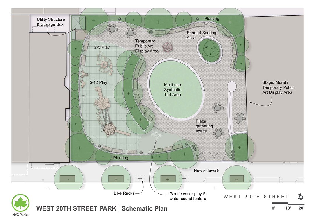 Design of Chelsea Green Construction